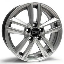 Viper 5x100 15x6 ET38 V127 Sil 57.1