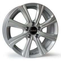 Viper 4x100 15x6 ET35 Arizona Sil 67.1